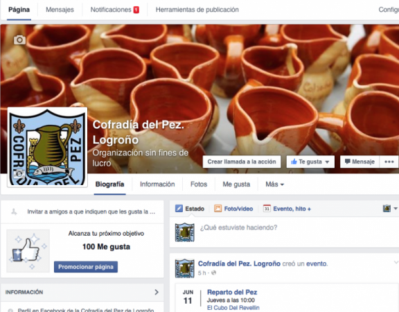 Facebook.Cofradia